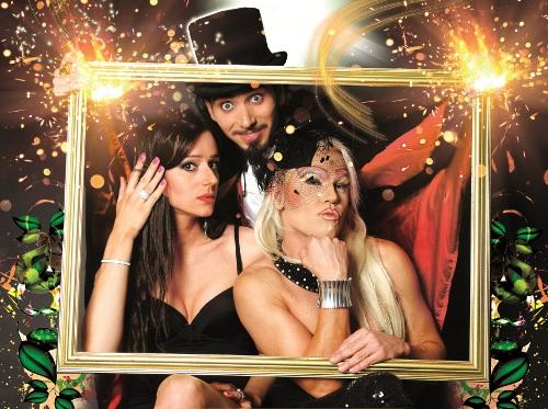 Le magicien marseille kamika et féenomene proposent un spectacle magique sur aix en provence et dans le 13.