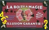 Boite de magie, Atelier de magie ou autre coffret, quel choix faire?