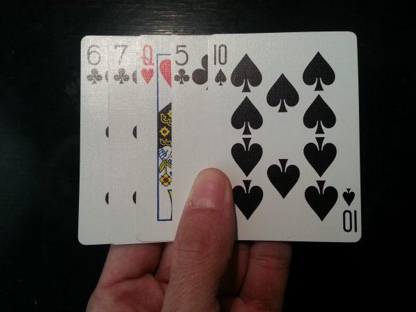 tour de magie carte explication Explication d'un tour de magie et apprentissage d'un tour de carte